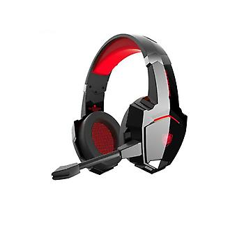 Gaming  Headset  Kotion Each  Zbg9000  Wired -microphoneblack Blue