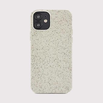 Ympäristöystävällinen valkoinen iphone 12 mini kotelo