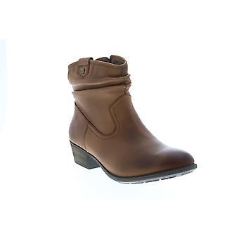 Earth Adult Womens Peak Pioneer Leather Ankle &Botines Botas