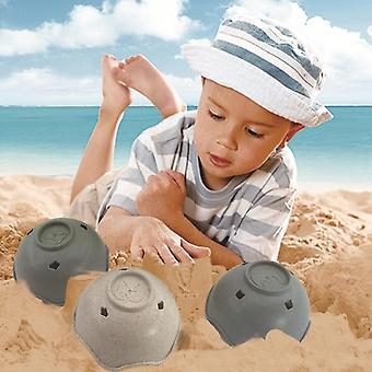 Wavy Bowl Animal Digital Hourglass Stack Cup Bath Toy For Children