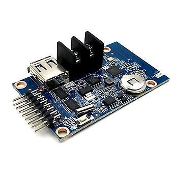 Rgb Sedm barevných malých LED displejů Wifi Control Card