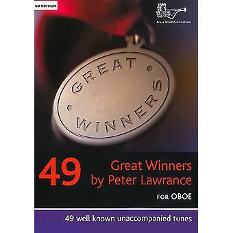 Stora vinnare för Oboe med CD