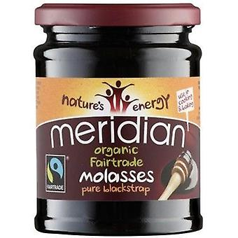 Meridian Organic & Fairtrade Mélasse Pure Blackstrap 350g x6