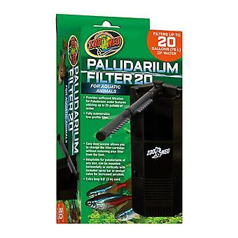 Zoo Med Paludarium Filter - 20 Gallons