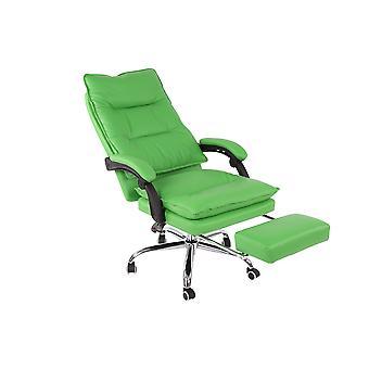 Silla de oficina - Silla de escritorio - Oficina en casa - Moderna - Verde - Metal - 67 cm x 84 cm x 115 cm