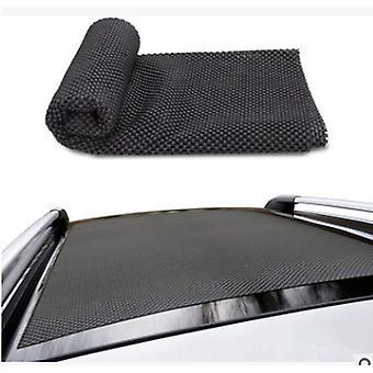 Mimigo Premium Rooftop Cargo Carrier, 425l extragroße Top-Tasche für Fahrzeuge mit Oder ohne Gepäckträger, wasserdichte PVC-Leinwand in Militärqualität, Aerodynamische De