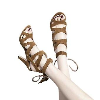 Tablet-style Roman Sandals For Women