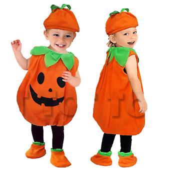 Halloween pentru copii dovleac Costum