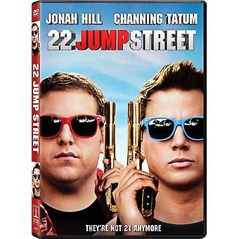 22 Jump Street [DVD] USA importieren