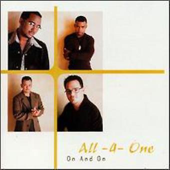 上・ [CD] アメリカ インポート時にすべての-4-One-