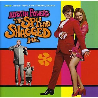 Austin Powers-Spy Who Shagged - Austin Powers-Spy Who Shagged: Vol. 2-Soundtrack [CD] USA import
