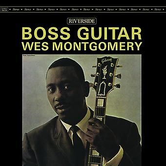 Wes Montgomery - Boss Guitar [Vinyl] USA import