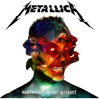 Metallica - Hardwired: To Self-Destruct [Vinyl] USA import