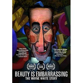 Beauty Is Embarrassing [DVD] USA import