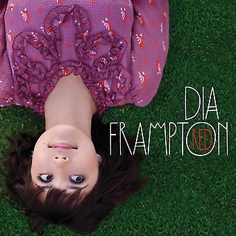 Dia Frampton - Red [CD] USA import