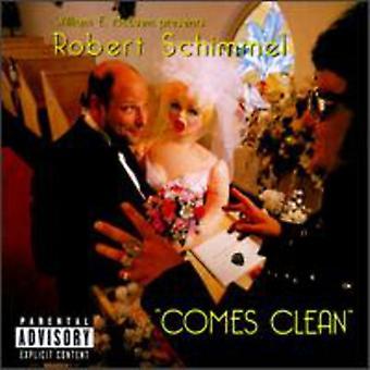 Robert Schimmel - importação EUA Robert Schimmel vem limpo [CD]