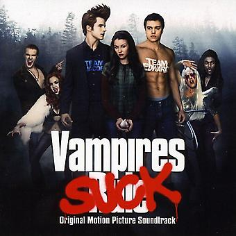 Various Artists - Vampires Suck [CD] USA import