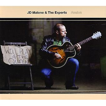 Malone Jd & Experts - Avalon [CD] USA import