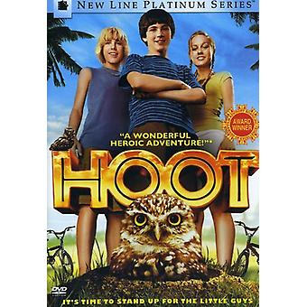 Hoot [DVD] USA import