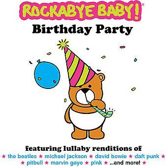 Rockabye Baby - Birthday Party [CD] USA import