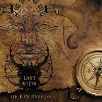 Last View - Hell in Reverse [CD] USA import