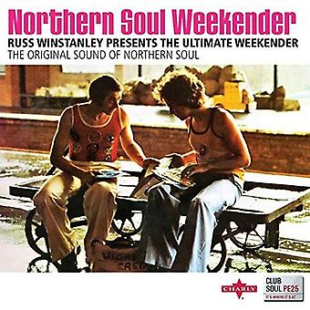 Club Soul - Northern Soul Weekender [CD] USA import