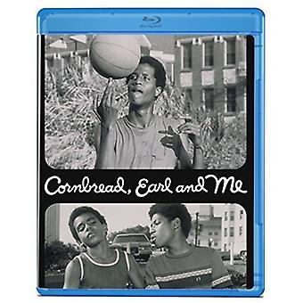 Maiskaker jarl og meg [Blu-ray] USA importere