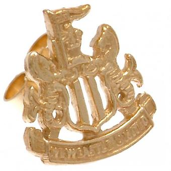 Newcastle United 9ct or boucle d'oreille