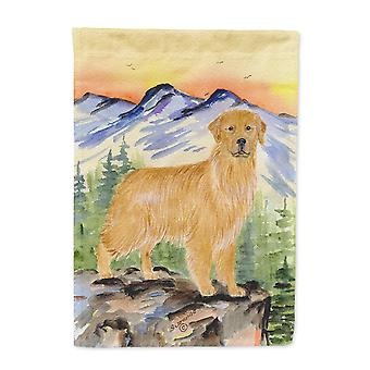 Carolines Treasures  SS8163-FLAG-PARENT Golden Retriever Flag