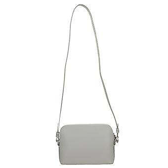 Ladies Clarks Shoulder Bag Millwood Art - Grey Synthetic - One Size