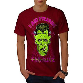 Lebendig Frank Dead Men RedT-Hemd | Wellcoda