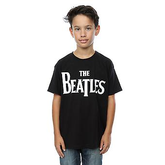 Beatles pojkarna släppa T Logo T-Shirt