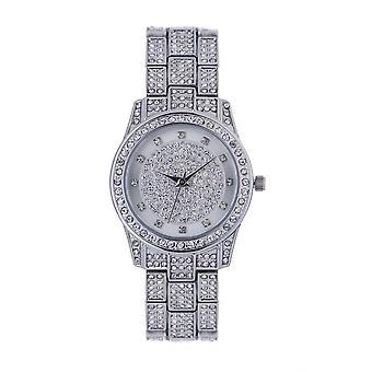 Spirit Luxury Ladies Womens Silver Wrist Watch ASPL93X