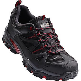 レガッタ プロ メンズ Riverbeck 鋼つま先の安全トレーナー靴