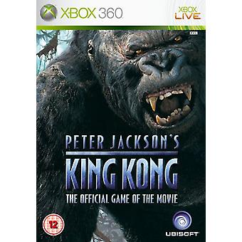 Peter Jacksons King Kong The Official Game of the Movie (Xbox 360) - New
