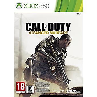 Call of Duty Advanced Warfare (Xbox 360) - Usine scellée