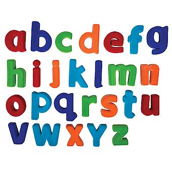 Rubbabu Soft Plush Small Alphabet Set Lower Case Sensory Educational Toy