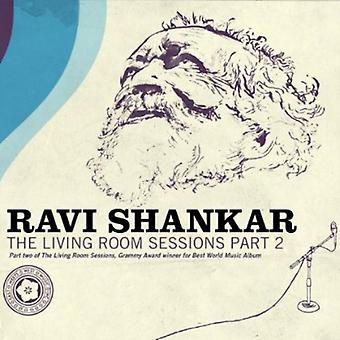 Ravi Shankar - Living Room Sessions Part 2 [CD] USA import