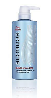 Wella Blondor Seal & soin 500ml
