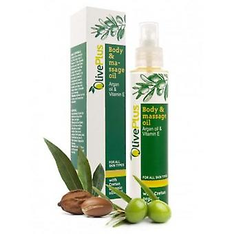 125ml de óleo de massagem corporal.