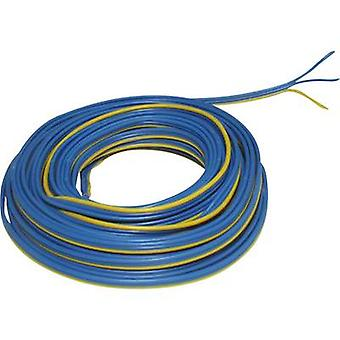 BELI-BECO L318/5M Strand 3 x 0.14 mm² Blue, Yellow 5 m
