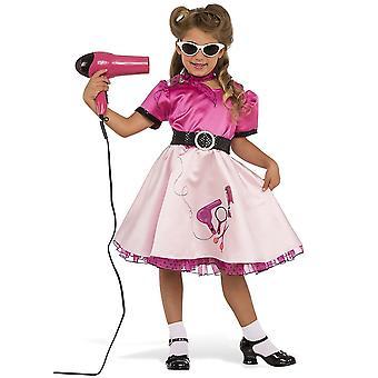 50s Beauty School Hairspray 1950s Rock N Roll Sock Hop Book Week Girls Costume