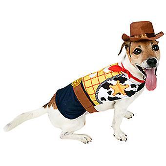 Woody hunden drakt