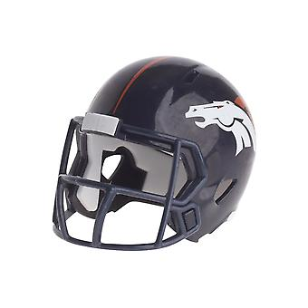 Riddell speed pocket football helmets - NFL Denver Broncos