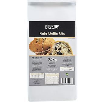 Country Range Plain Muffin Mix