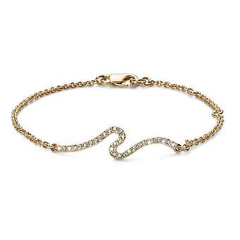 Oliver Weber Bracelet Over Gold