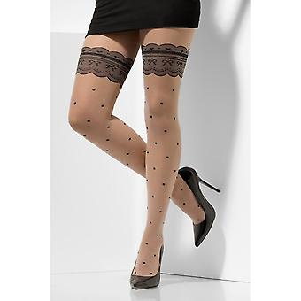 Sheer Tights, NØGEN