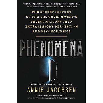 Ilmiöt - salainen historia Yhdysvaltain hallitus tutkinta
