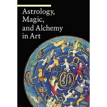 Astrologi - magi- och alkemi i konst av Matilde Battistini - 978089