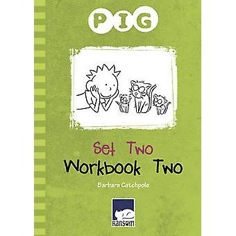 Pig Set 2 Workbook 2 by Barbara Catchpole - 9781781276235 Book